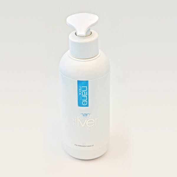 Silver Lotion, Cools and soothe skin aftercare by Joanne Lee