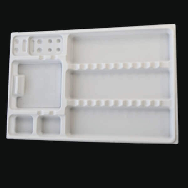 Large Plastic Tray by Joanne Lee