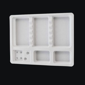 Medium Plastic Tray by Joanne Lee